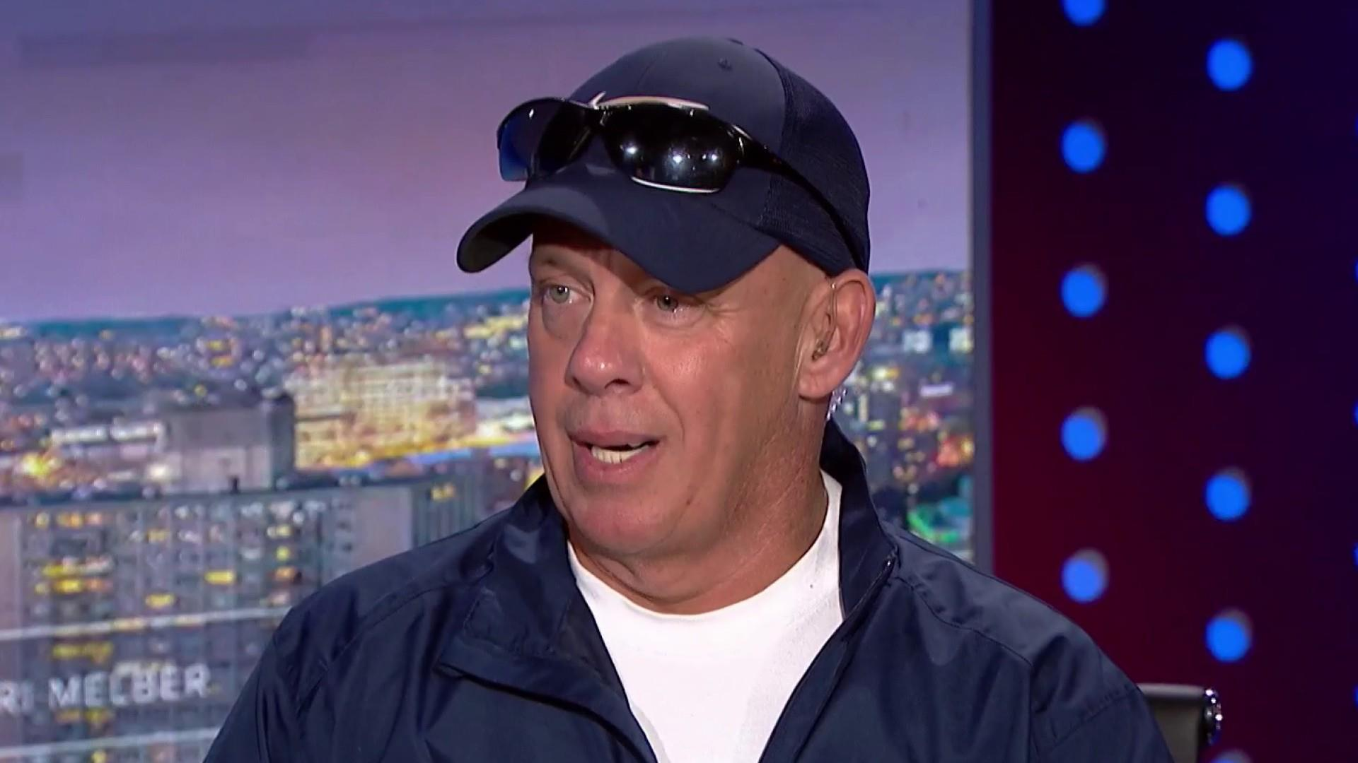 9/11 first responder chokes up recounting Jon Stewart's 'compassion'