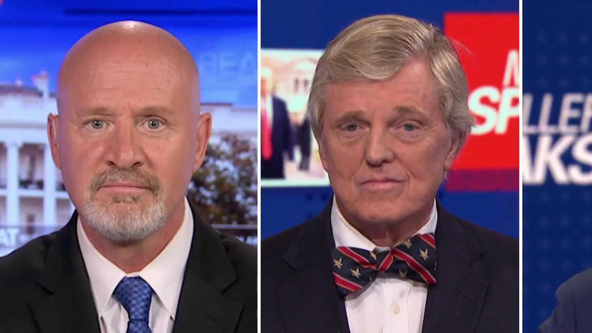 Prosecutors debate: did Bob Mueller let Pres. Trump off the hook?