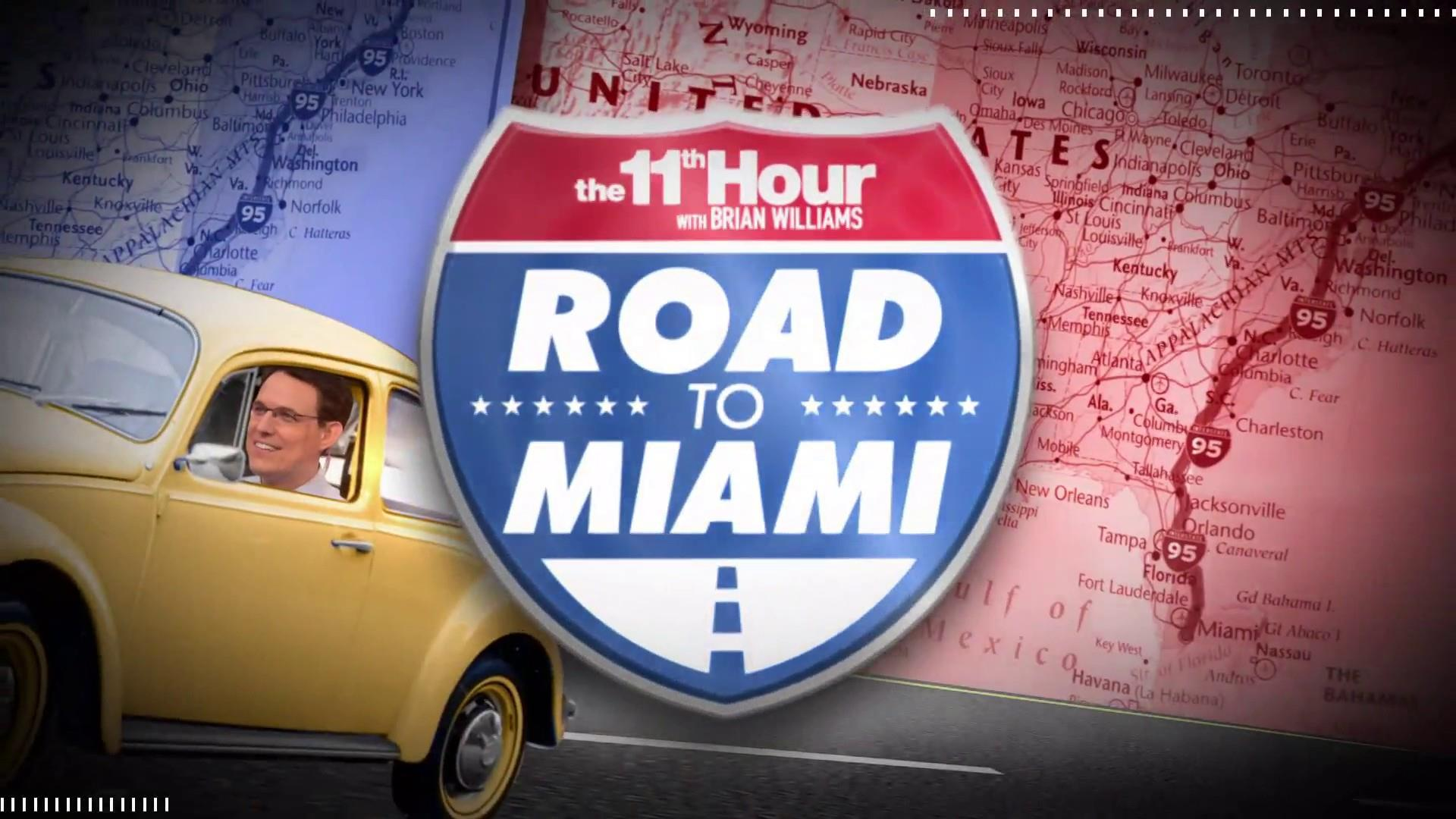 Road to Miami: Steve Kornacki on what you need to know about Rhode Island before 2020