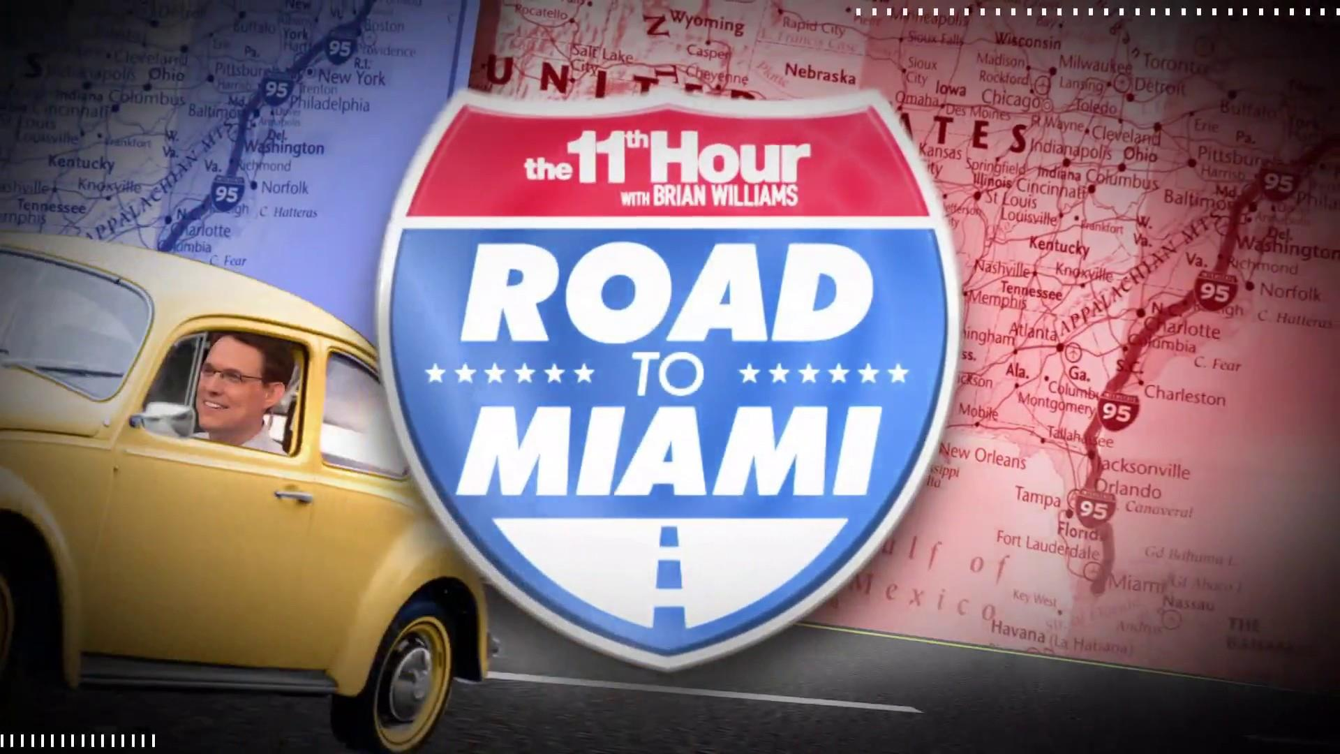 Road to Miami: Steve Kornacki on what you need to know about South Carolina before 2020