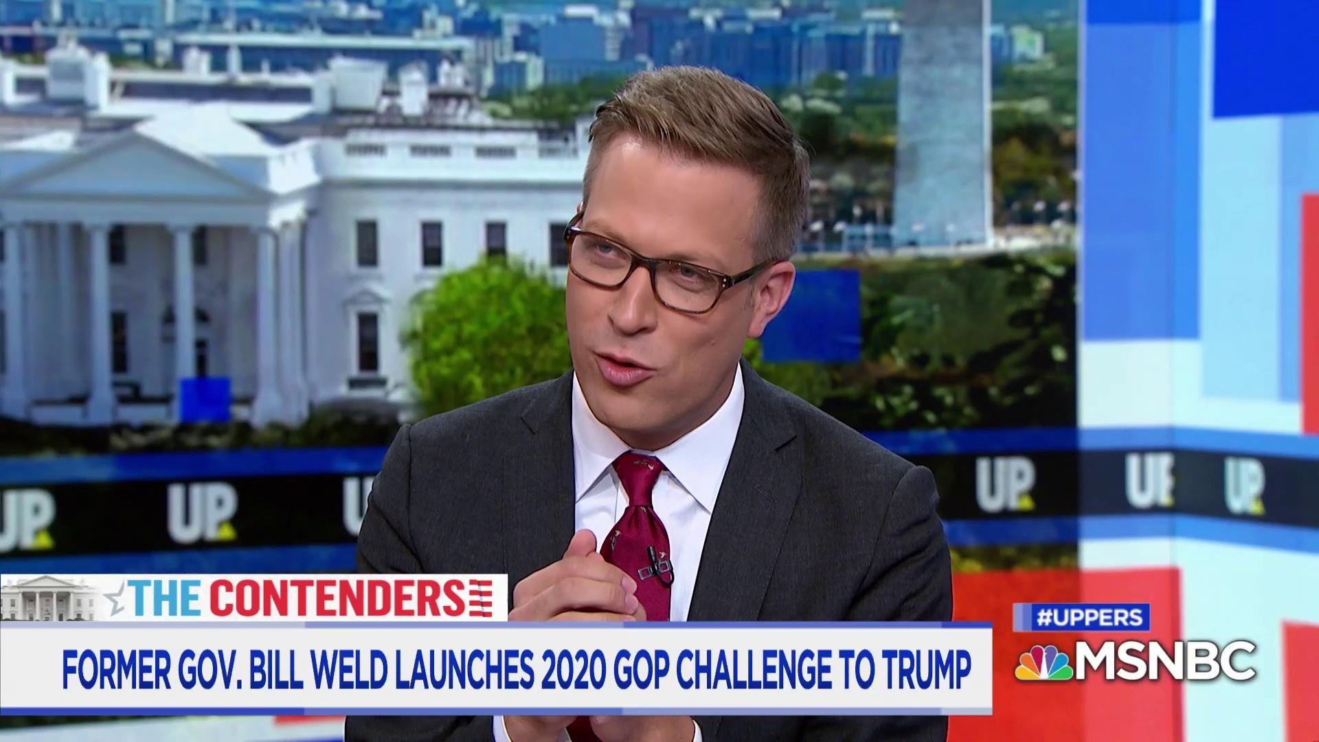 Bill Weld: Trump's GOP challenger