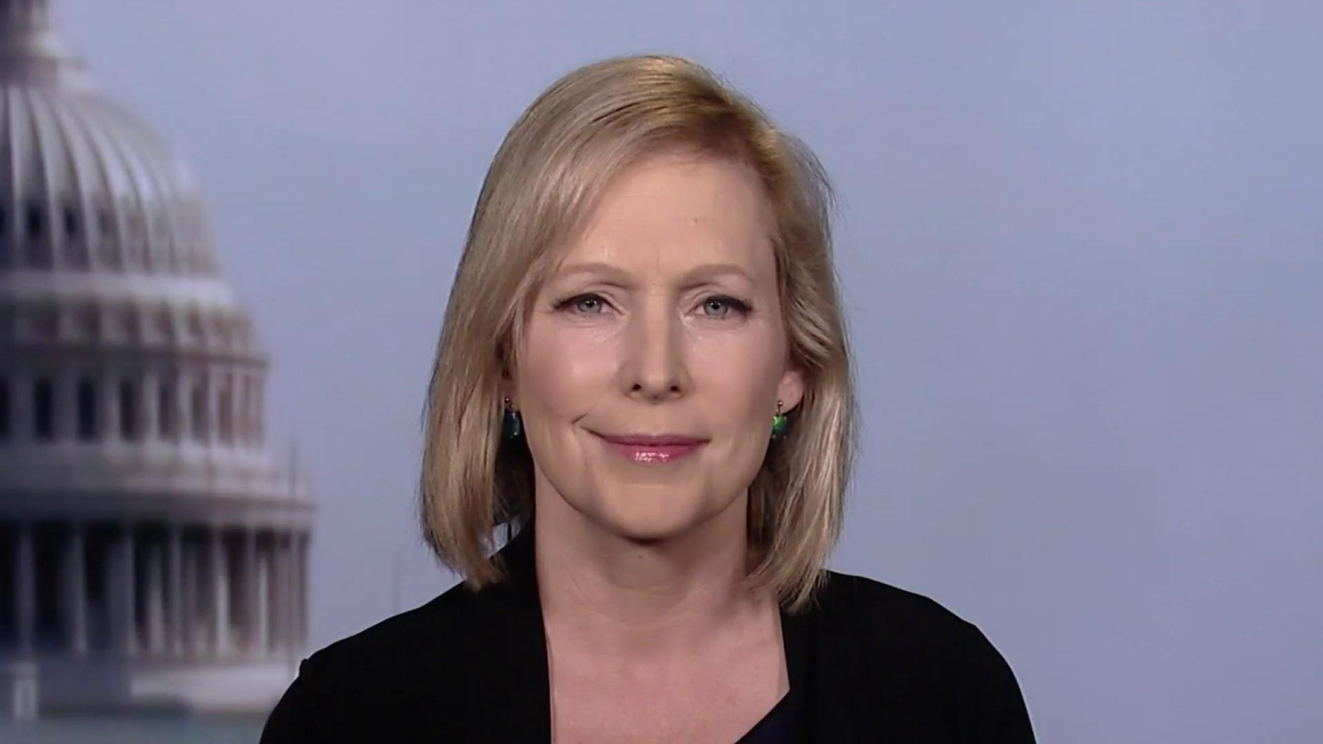Sen. Gillibrand: Trump manufacturing Iran crisis