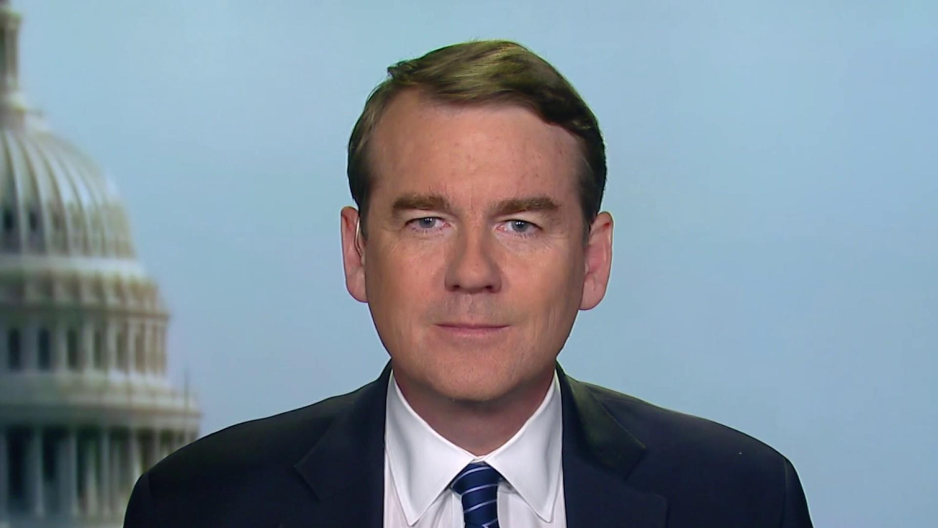 Michael Bennet: 'Our farmers are paying the price' for Trump's tariffs