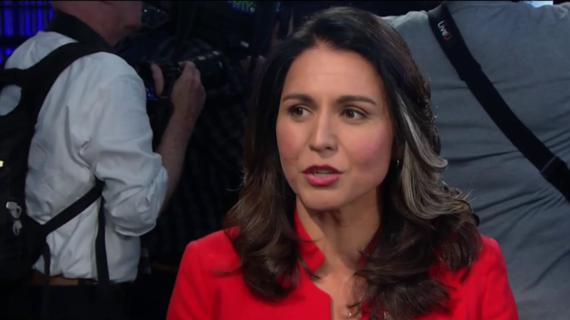 Tulsi Gabbard on Joe Biden supporting the Iraq War: It was the wrong vote