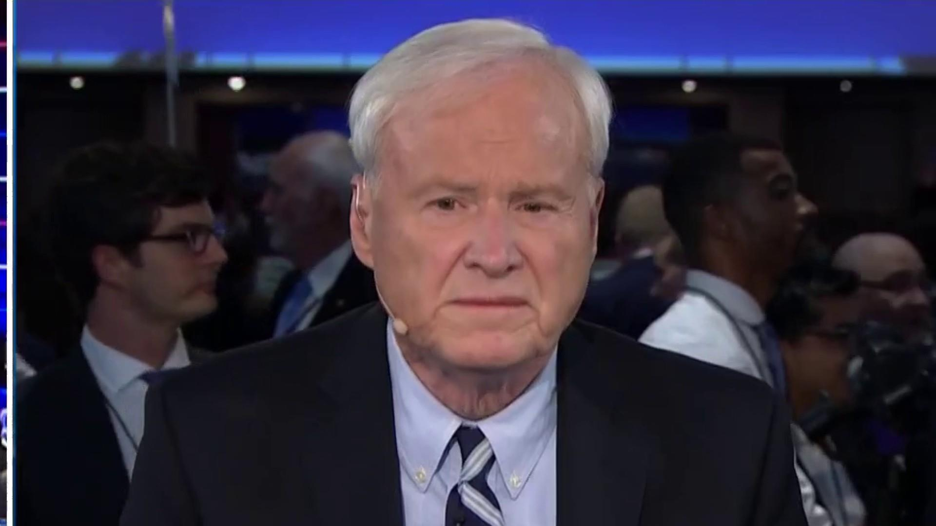 Chris Matthews: The winner of night one? Joe Biden