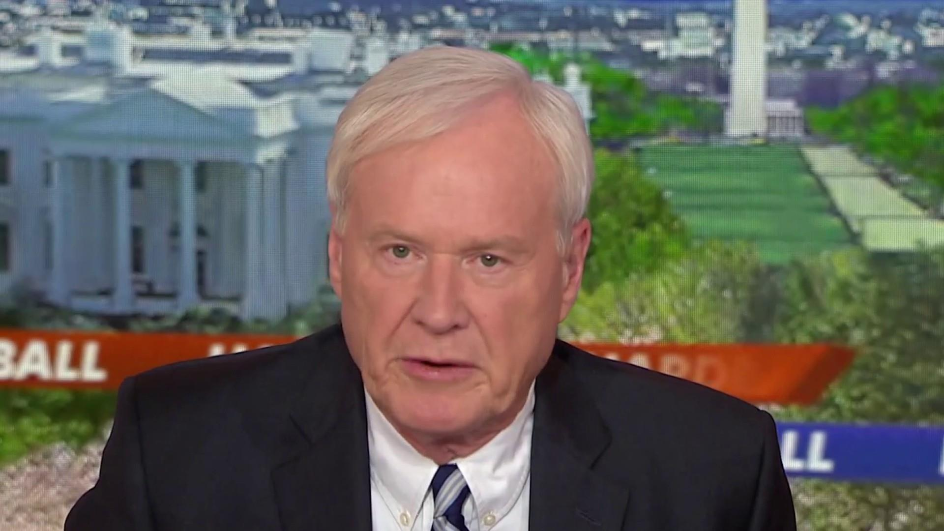 Chris Matthews notes South Carolina's importance in the Democratic Primary