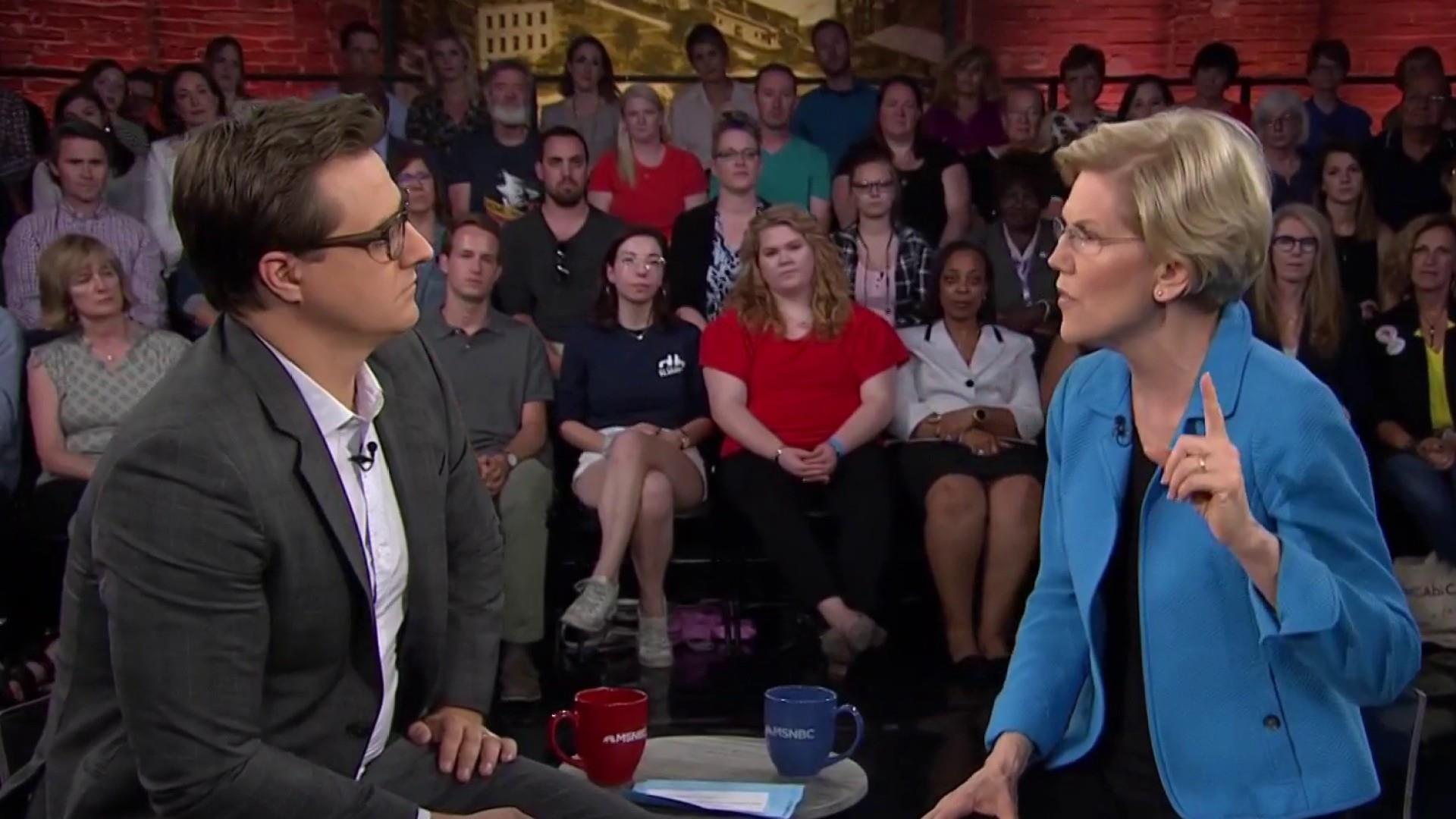 Can Elizabeth Warren turn the rust belt blue?