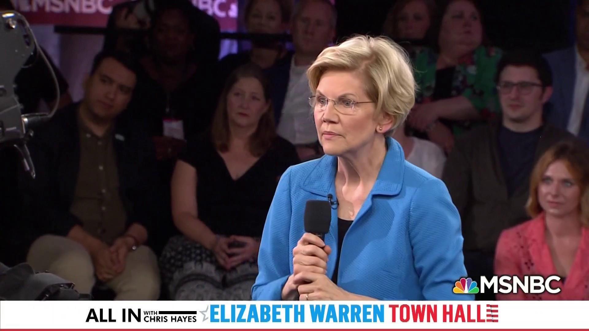 Warren: Unions will rebuild America's middle class