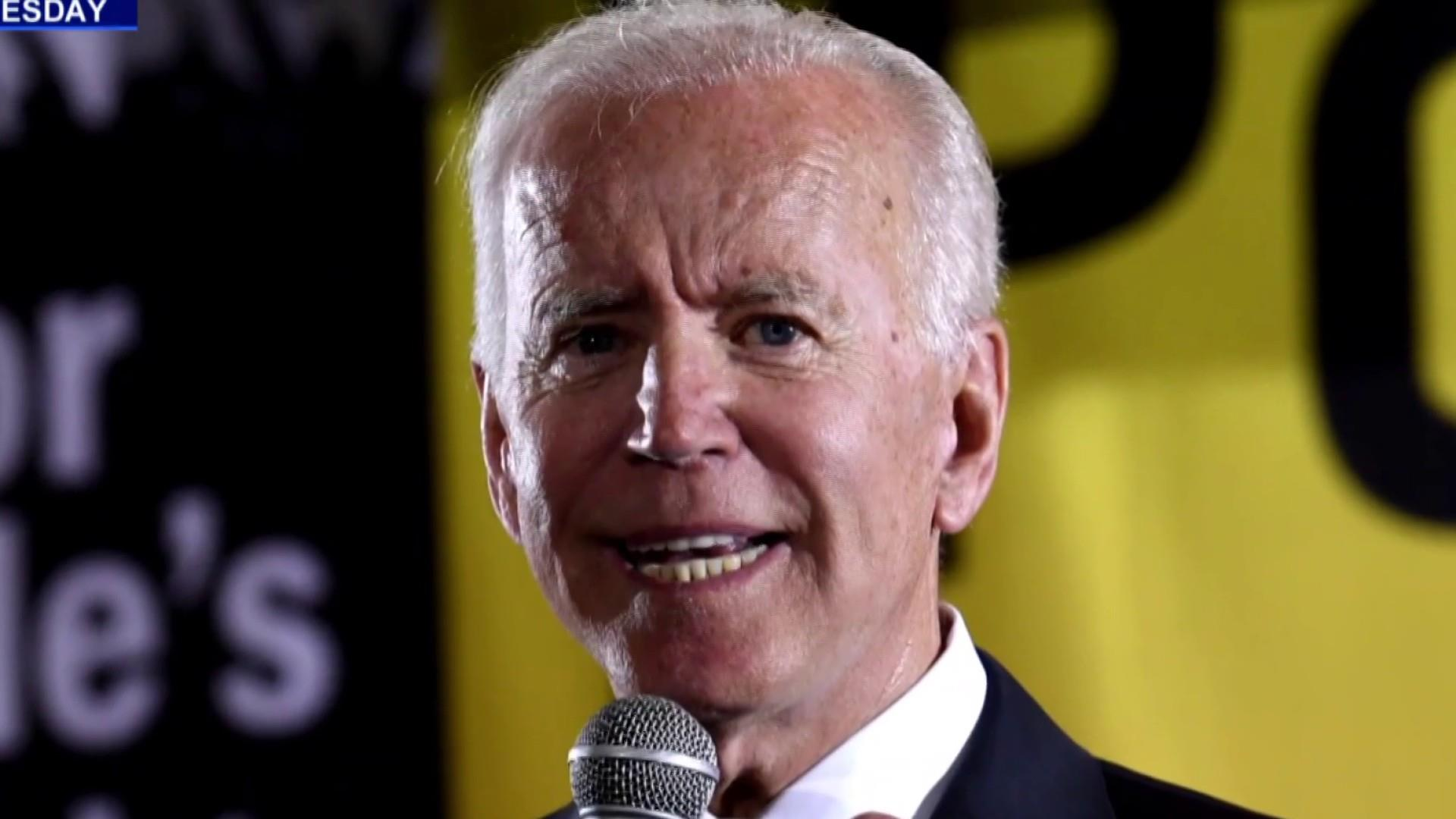 Biden's controversial comments a gaffe that could divide voters