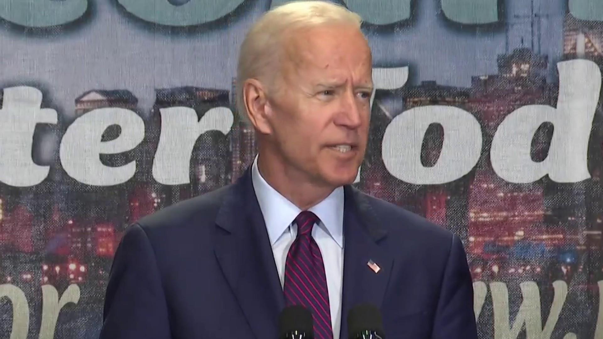 Was Biden blindsided by Harris's school busing critique?