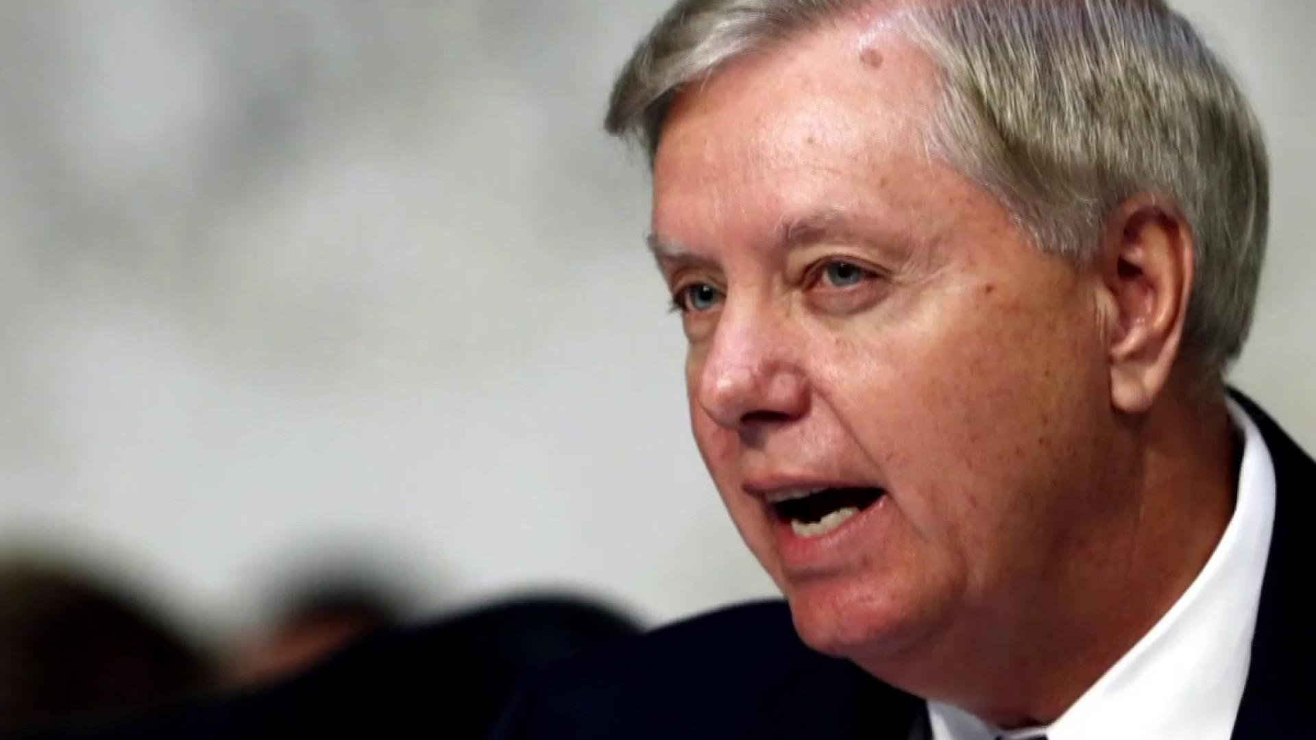 Battle for control of the Senate could see Graham's ouster