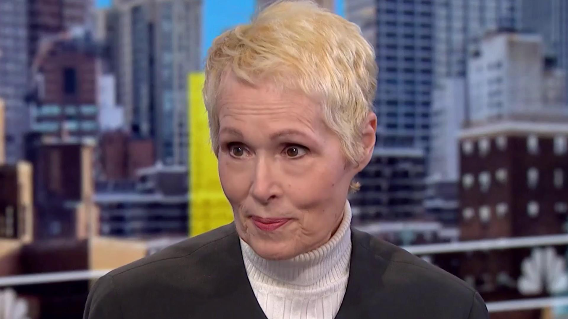 Writer E. Jean Carroll accuses Trump of Sexual assault
