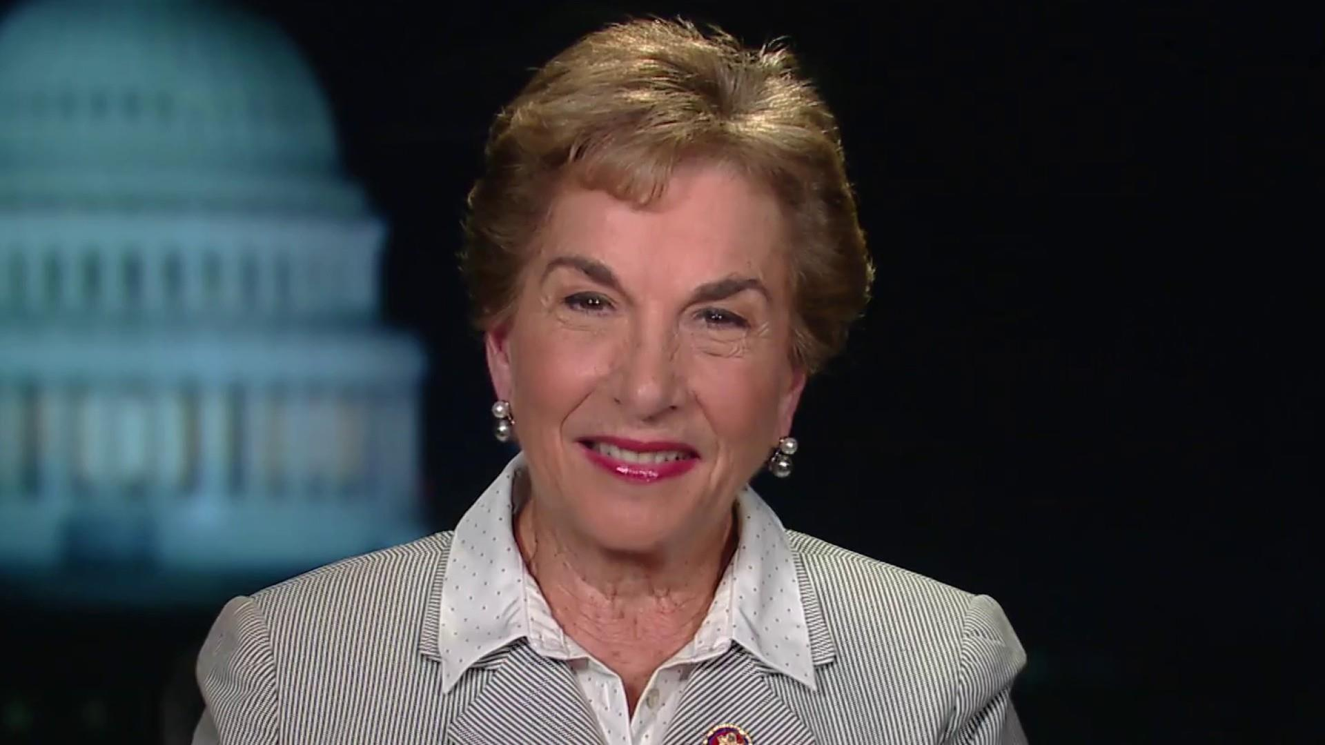 Pelosi ally: She didn't try to talk me about of backing impeachment