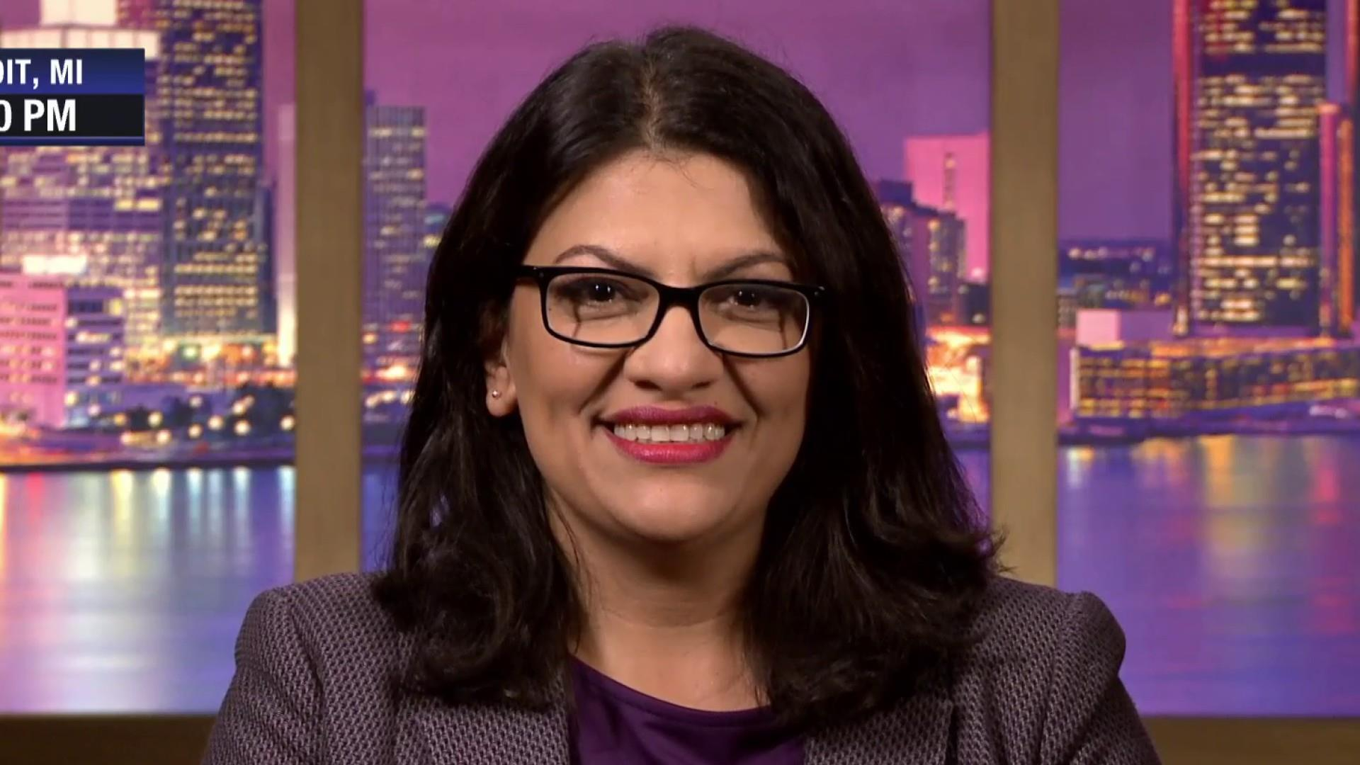 Rep. Tlaib unveils bold new policy for America's poor