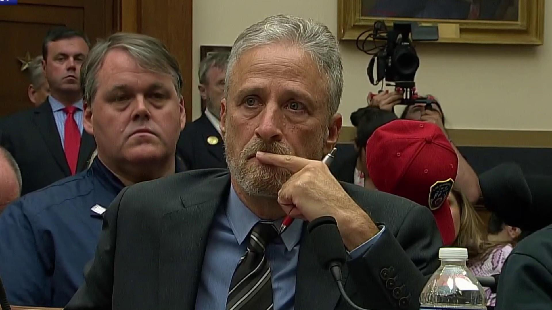 Lawrence's Last Word: Jon Stewart tells Congress never forget 9/11 first responders