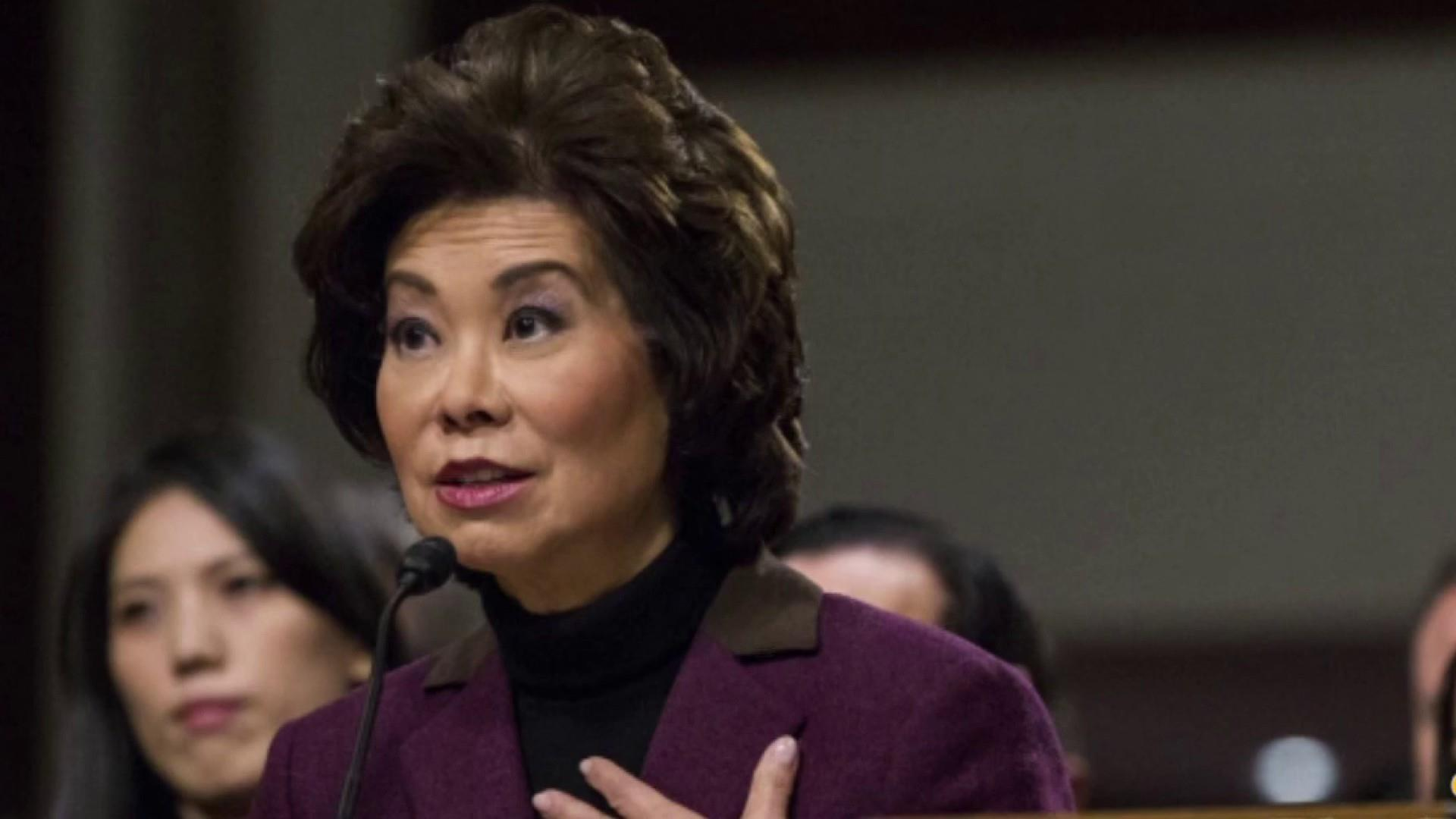 Chao corruption shocking even for scandal-plagued Trump cabinet