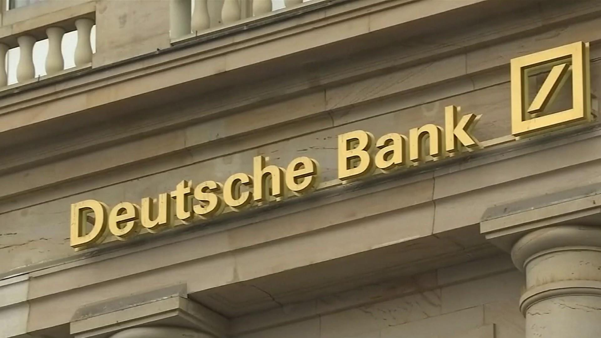 Federal financial crimes investigators descend on Deutsche Bank