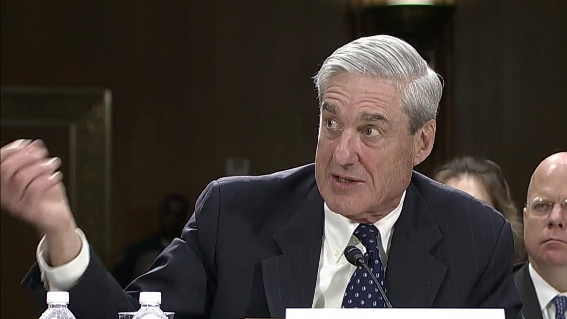 Mueller hearing could shed light on Trump counterintel probe