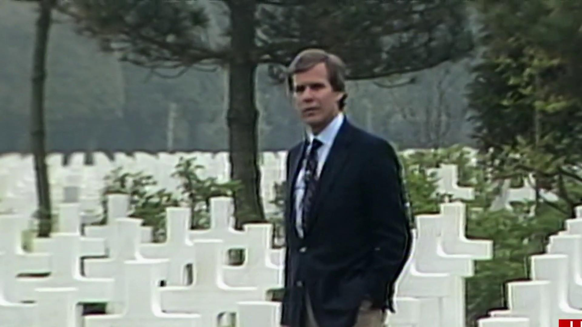 Tom Brokaw looks back at the history of D-Day