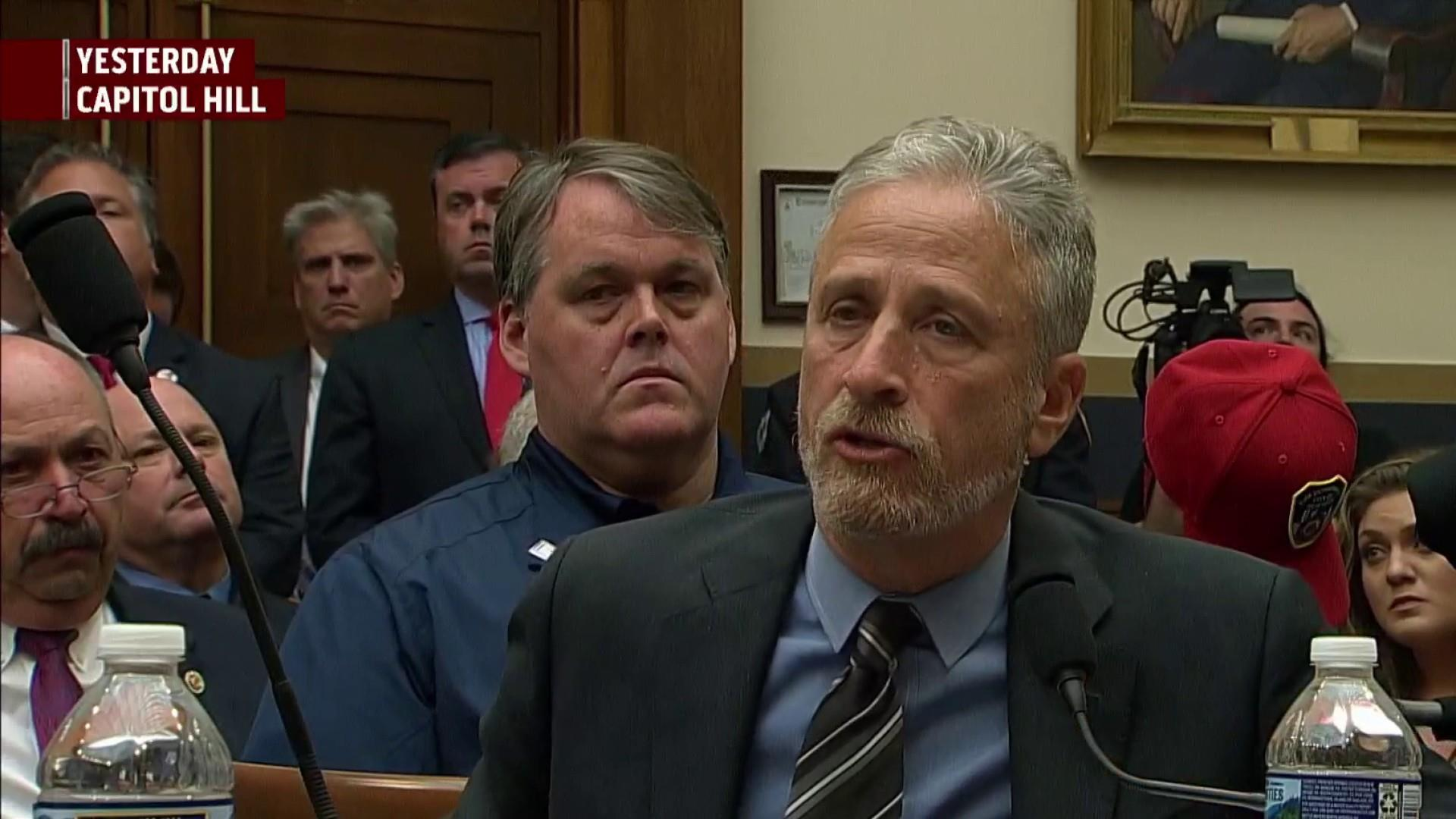 Geist: Holding Congress accountable is Jon Stewart's greatest legacy