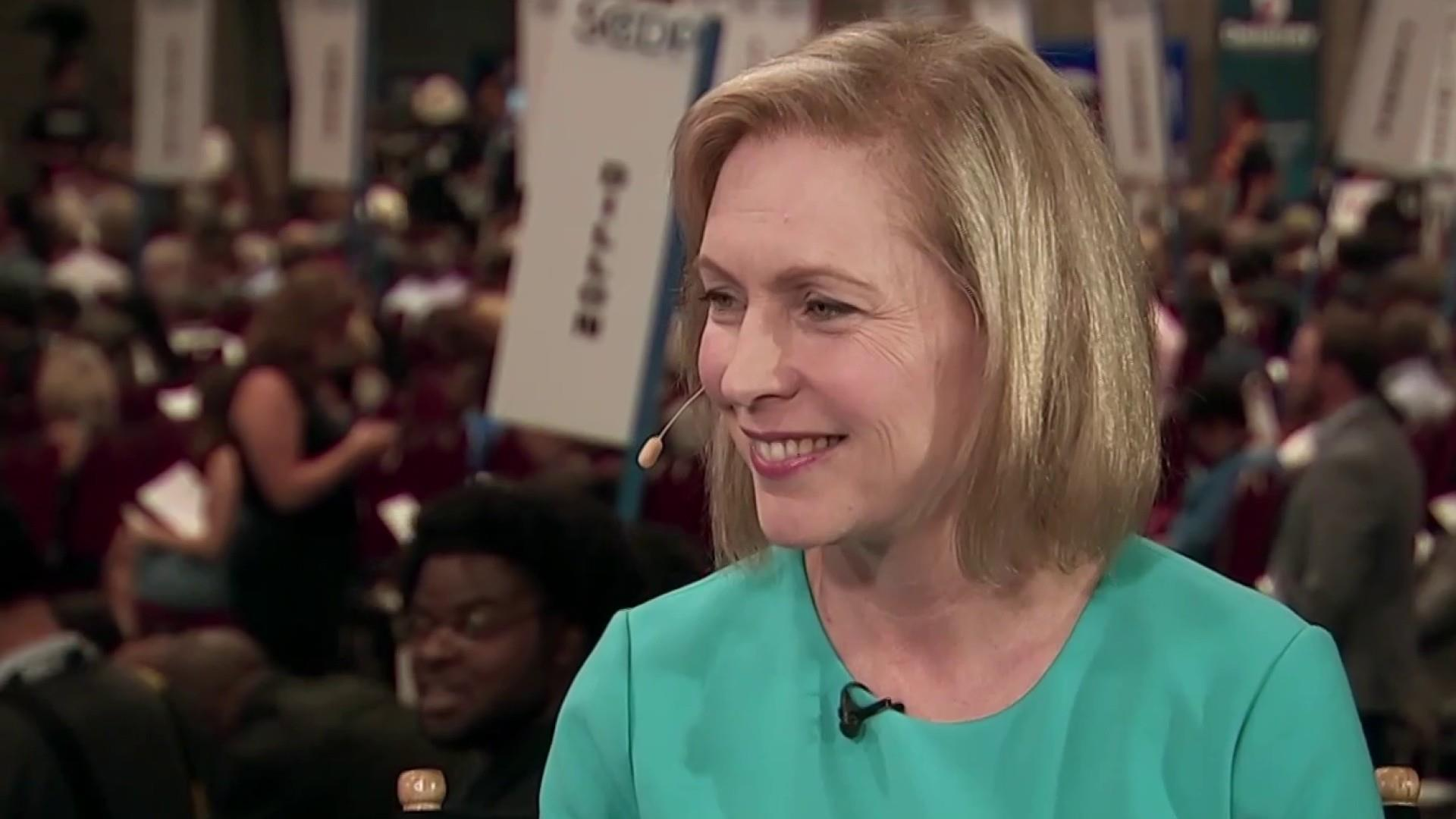 Sen. Gillibrand: Institutional and systemic racism affects us across the board