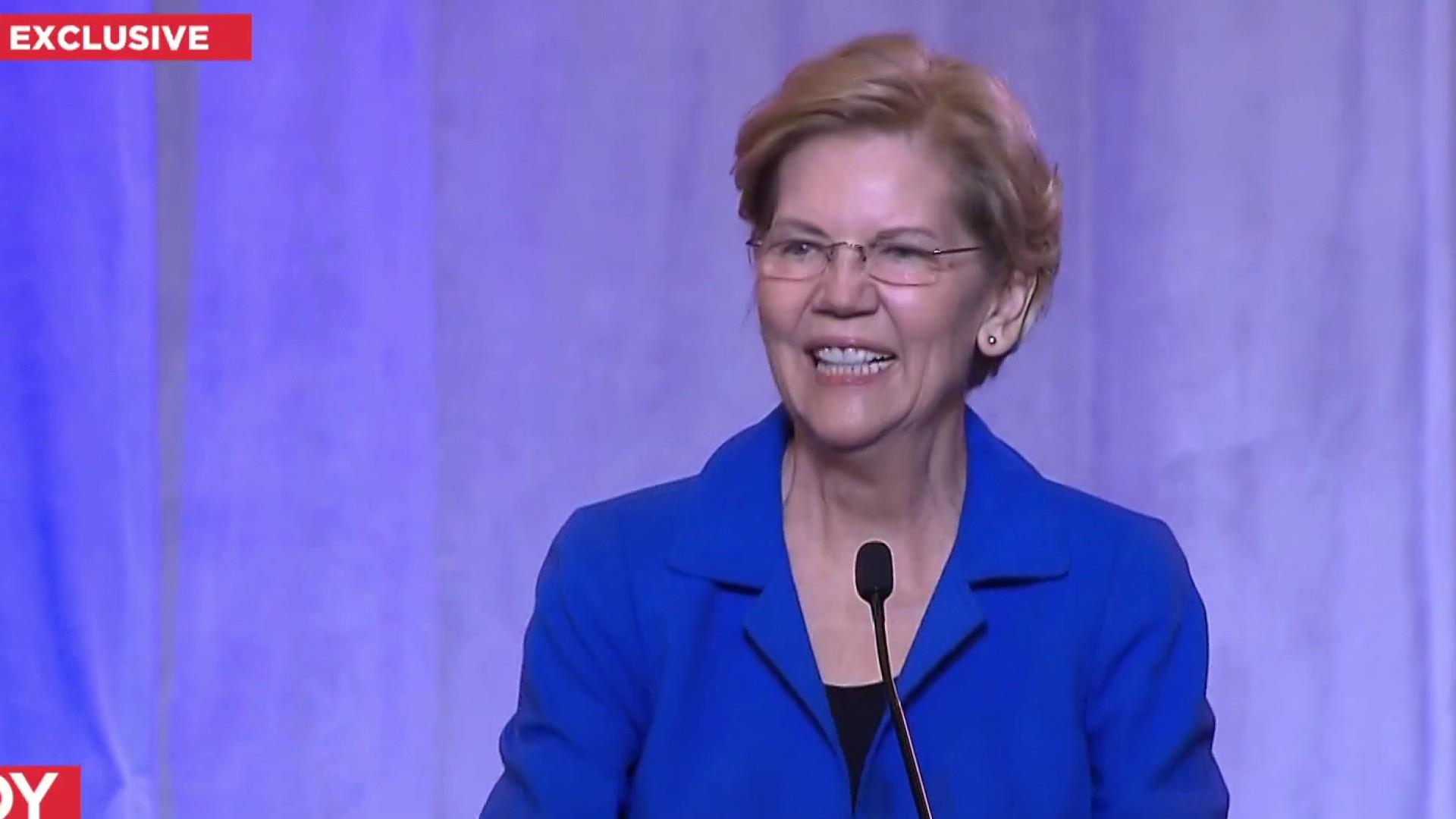 Sen. Warren: It is time for structural change in America