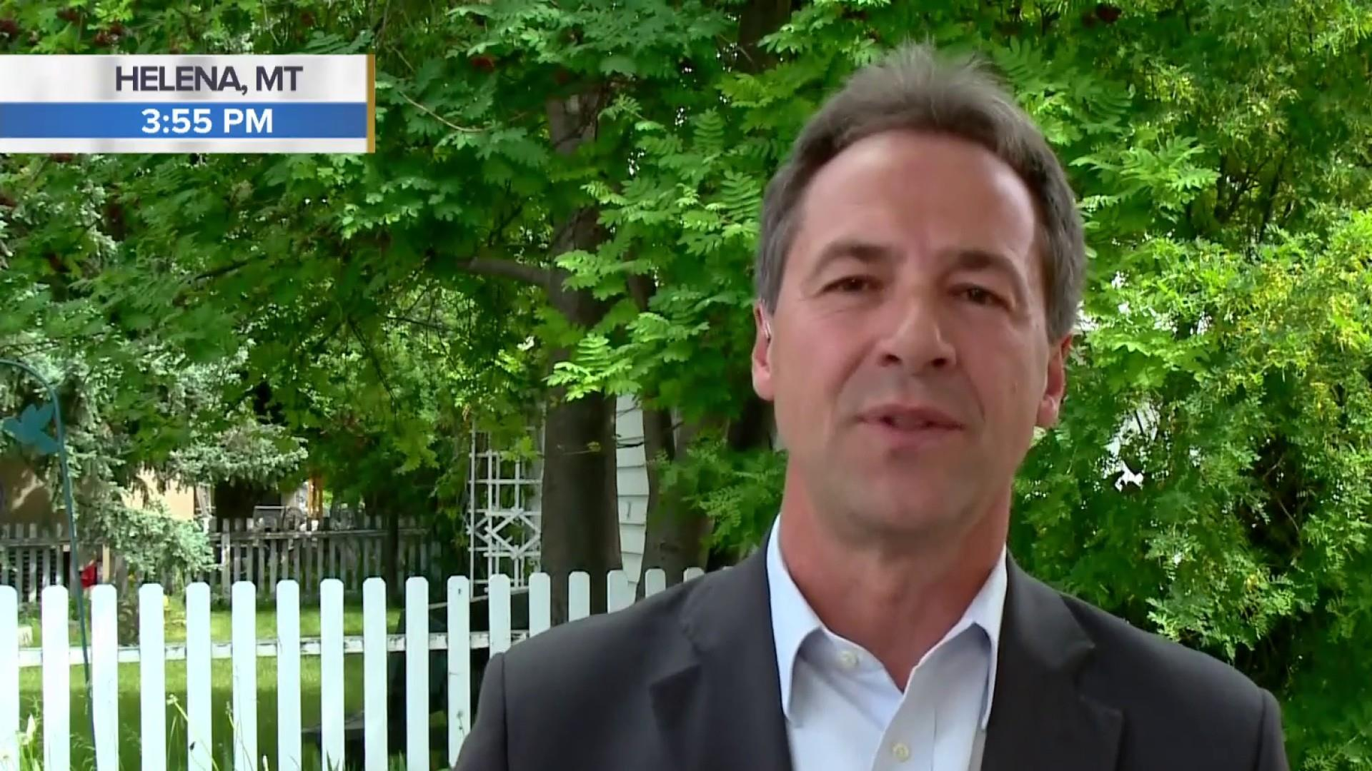 Full Bullock: 'I'm disappointed with the DNC' after not being chosen for first debate
