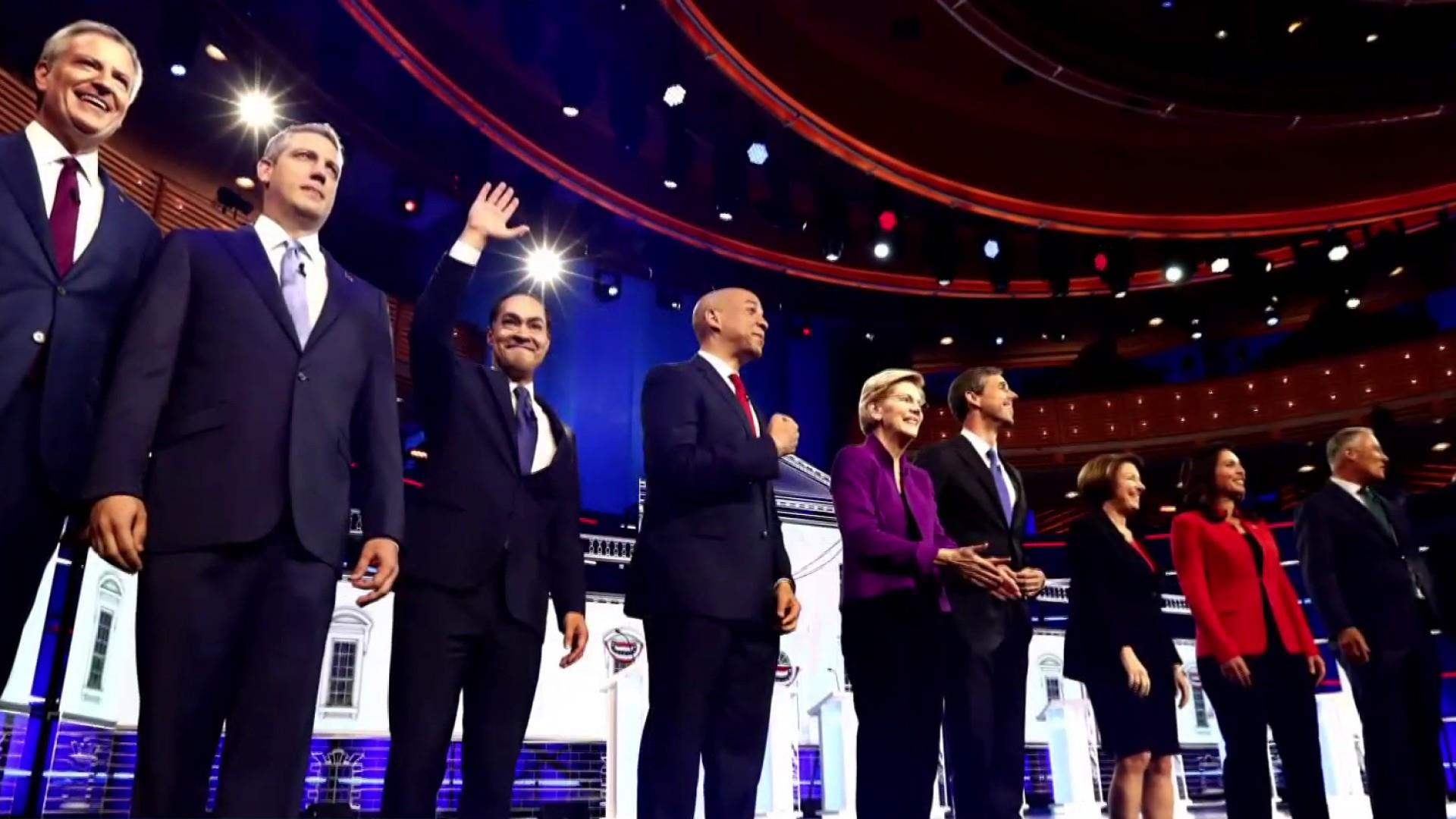 Did Dems make their case in first night of debates?