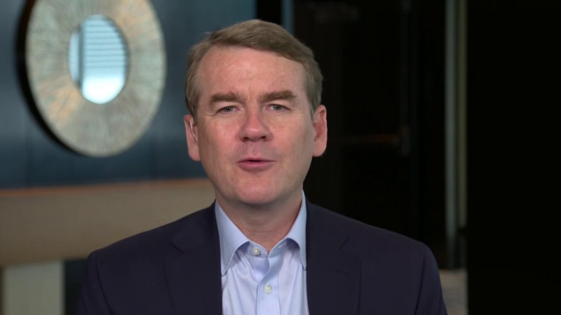 Sen. Bennet: Trump is living in an alternative universe
