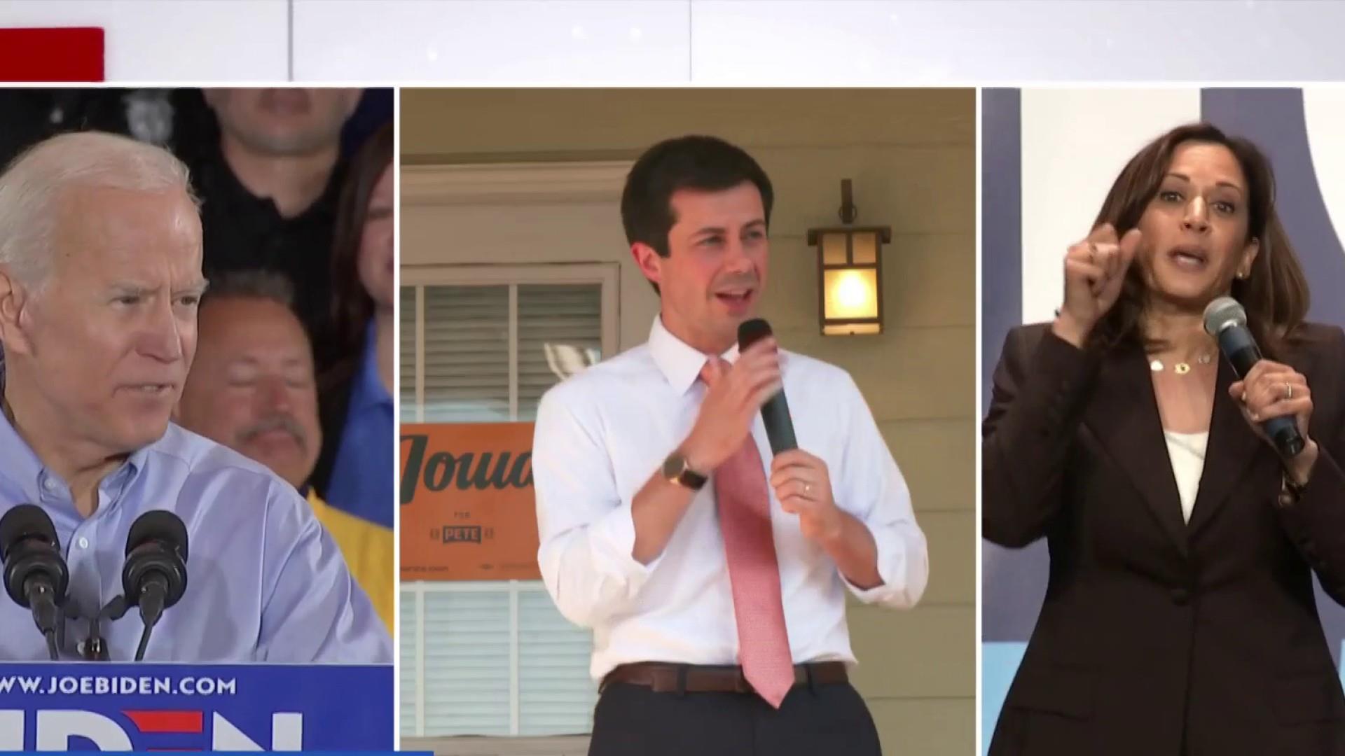NYT: Big New York donors favoring Biden, Buttigieg, Harris