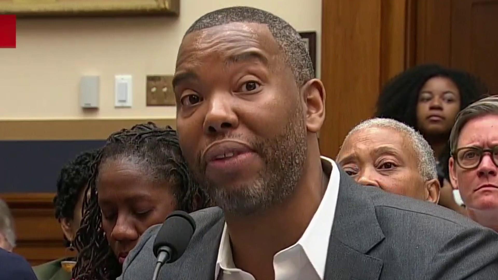 Slavery reparations bill debated at House hearing