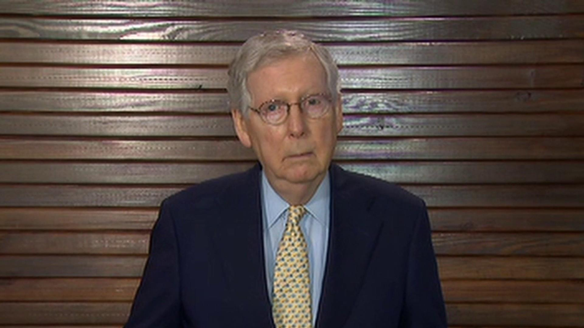 Mitch McConnell to meet with 9/11 first responders