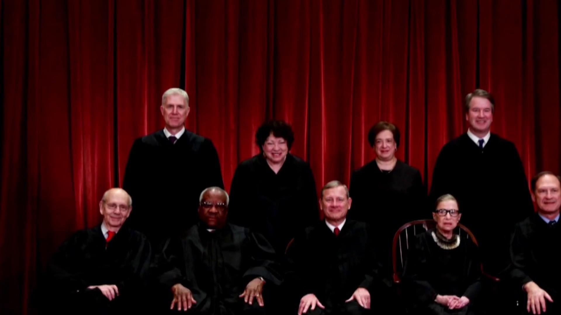 Supreme Court in the spotlight ahead of major upcoming decisions