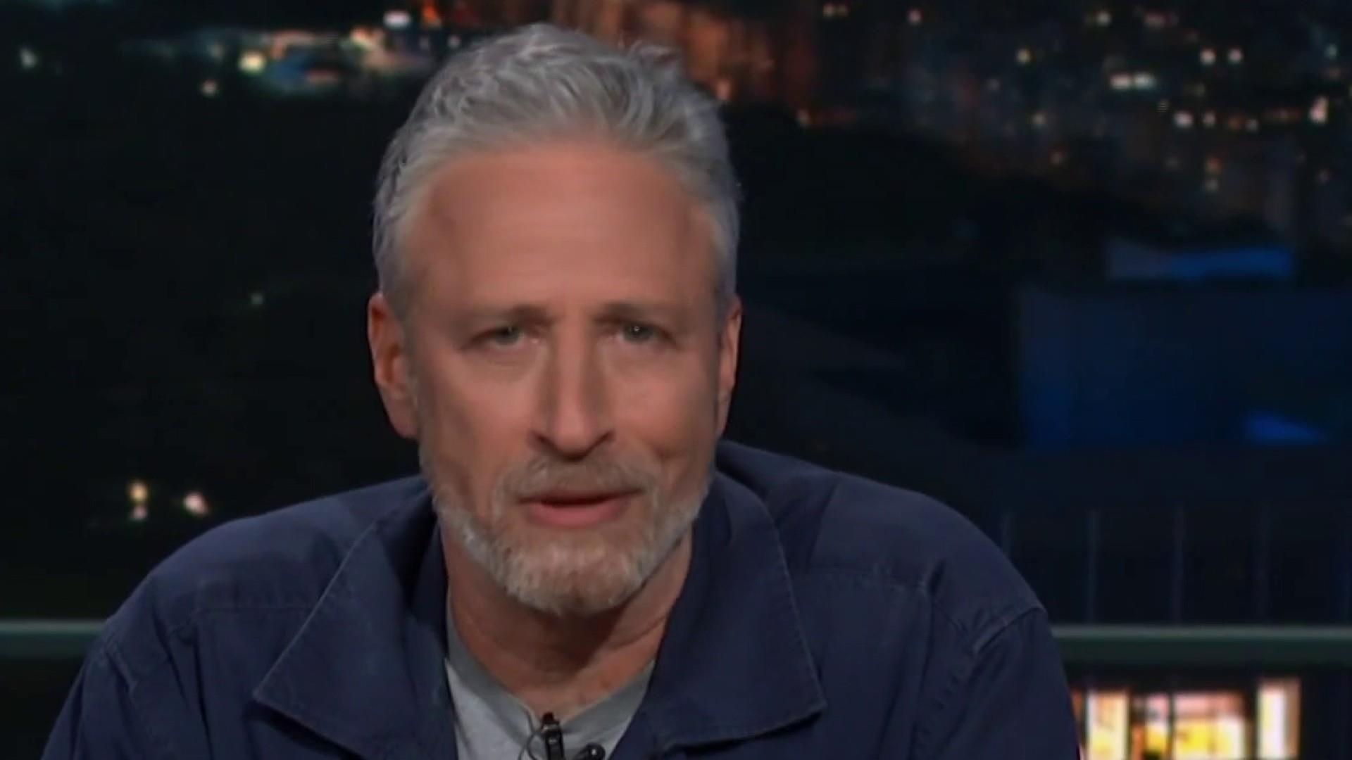 Jon Stewart and Mitch McConnell spar over funding for 9/11 first responders