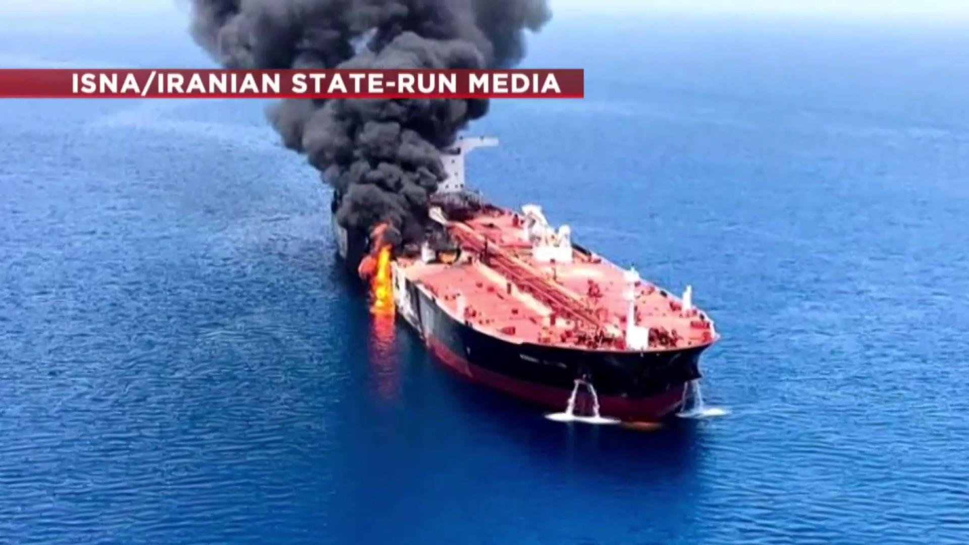 What we know about the tanker attacks in the Gulf of Oman