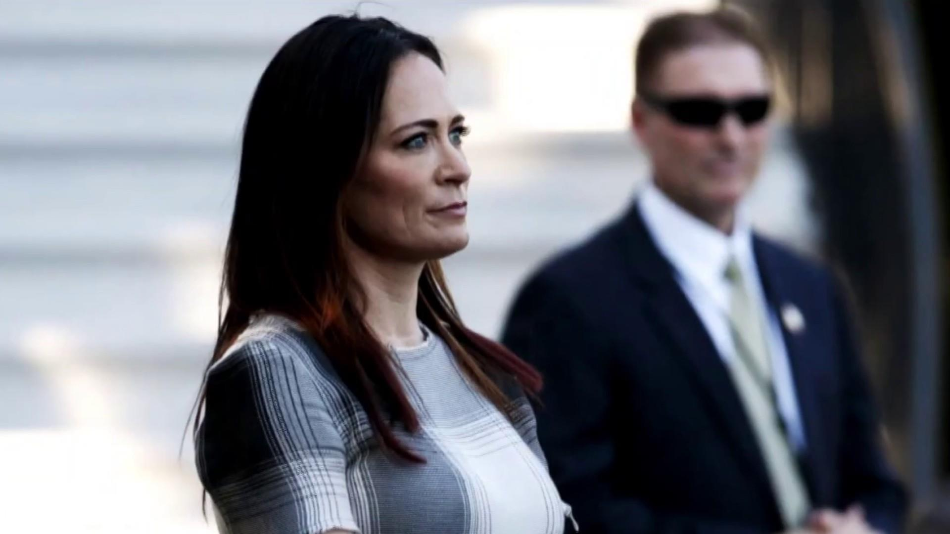 Stephanie Grisham will be the next White House Press Secretary