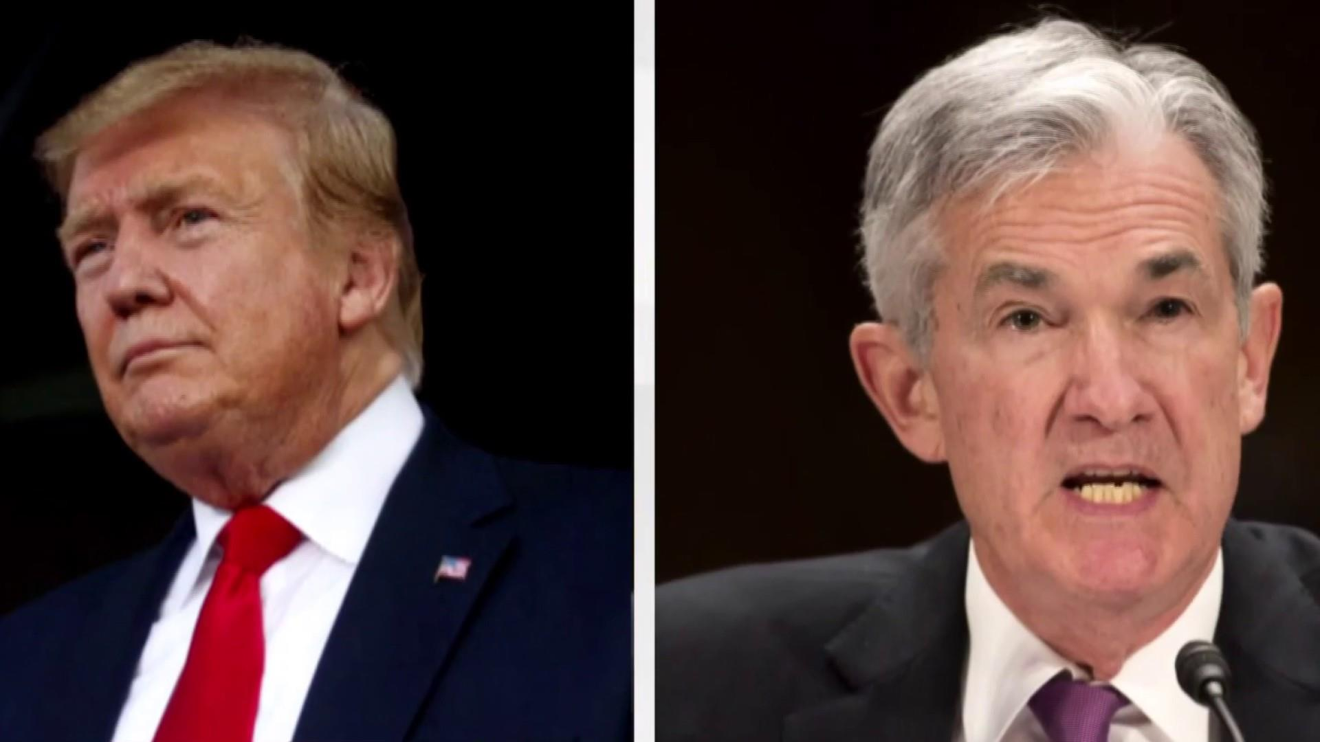 Is Fed Chair Jerome Powell's job on the line?