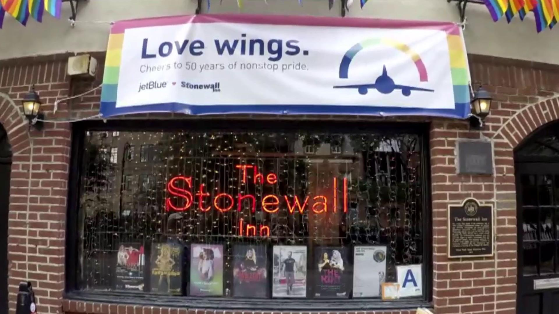 Marking 50 years since the Stonewall riots