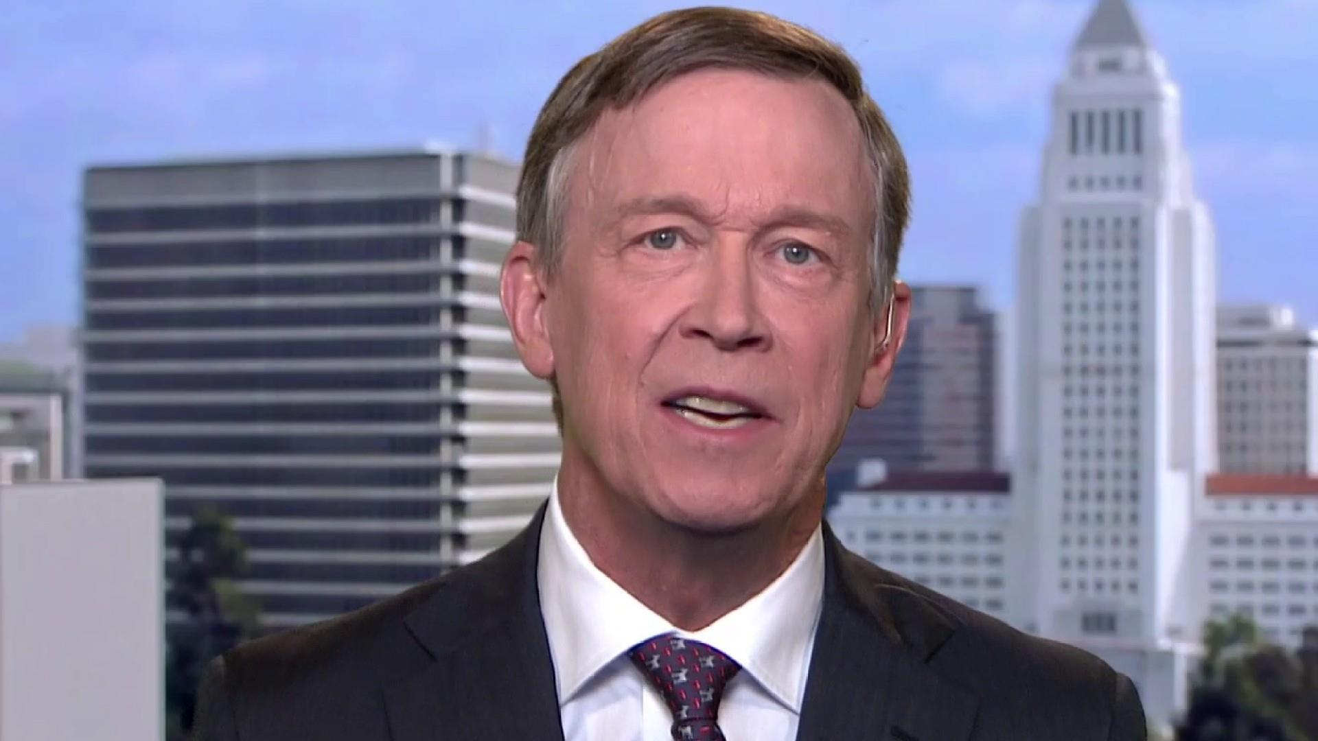 Fmr. Gov. Hickenlooper: We've got to put competition back into capitalism