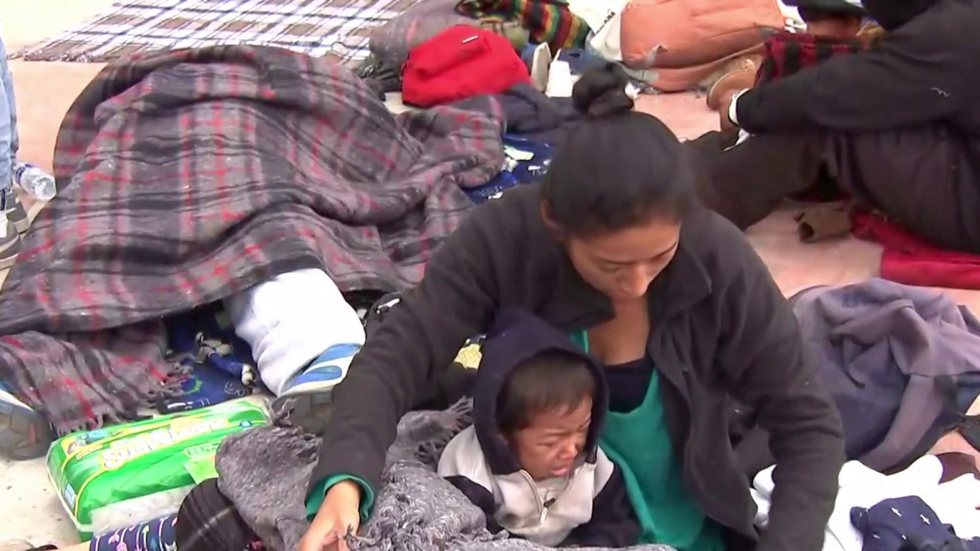 Trump orders multi-day, multi-city, mass round-up of immigrant families