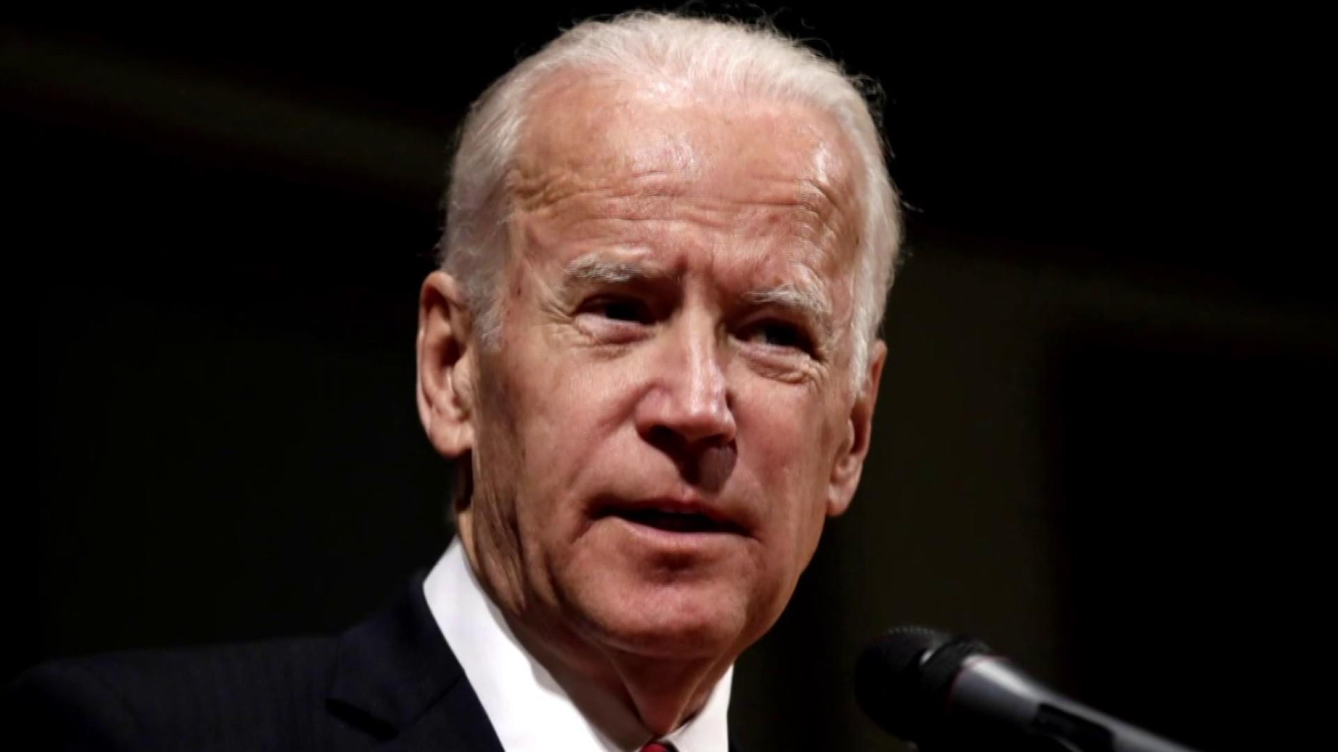 Biden jumps ahead of primary, says he'll take Trump states in the general