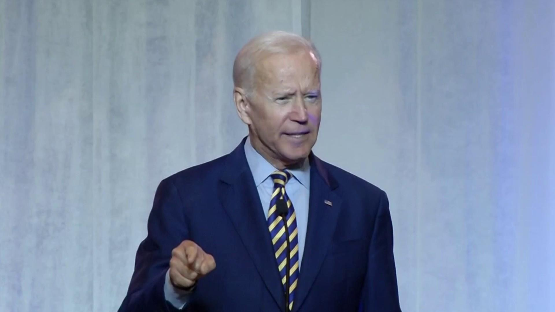 Biden stands strong in polls after week of controversy