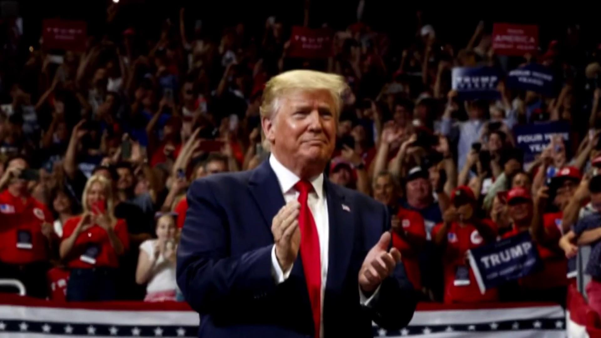 Trump's 2020 kick-off rally: I think we've seen this before