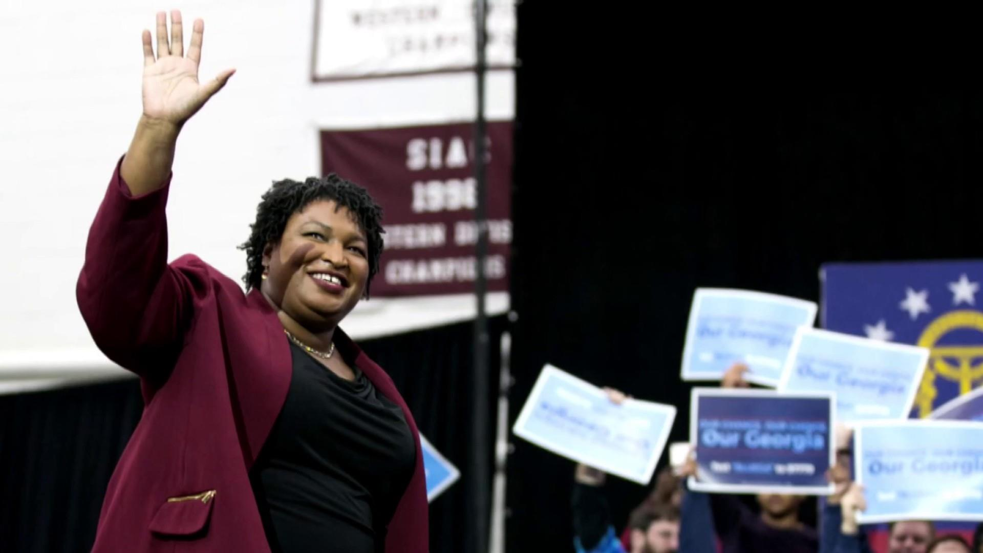Stacey Abrams: The king or queen maker