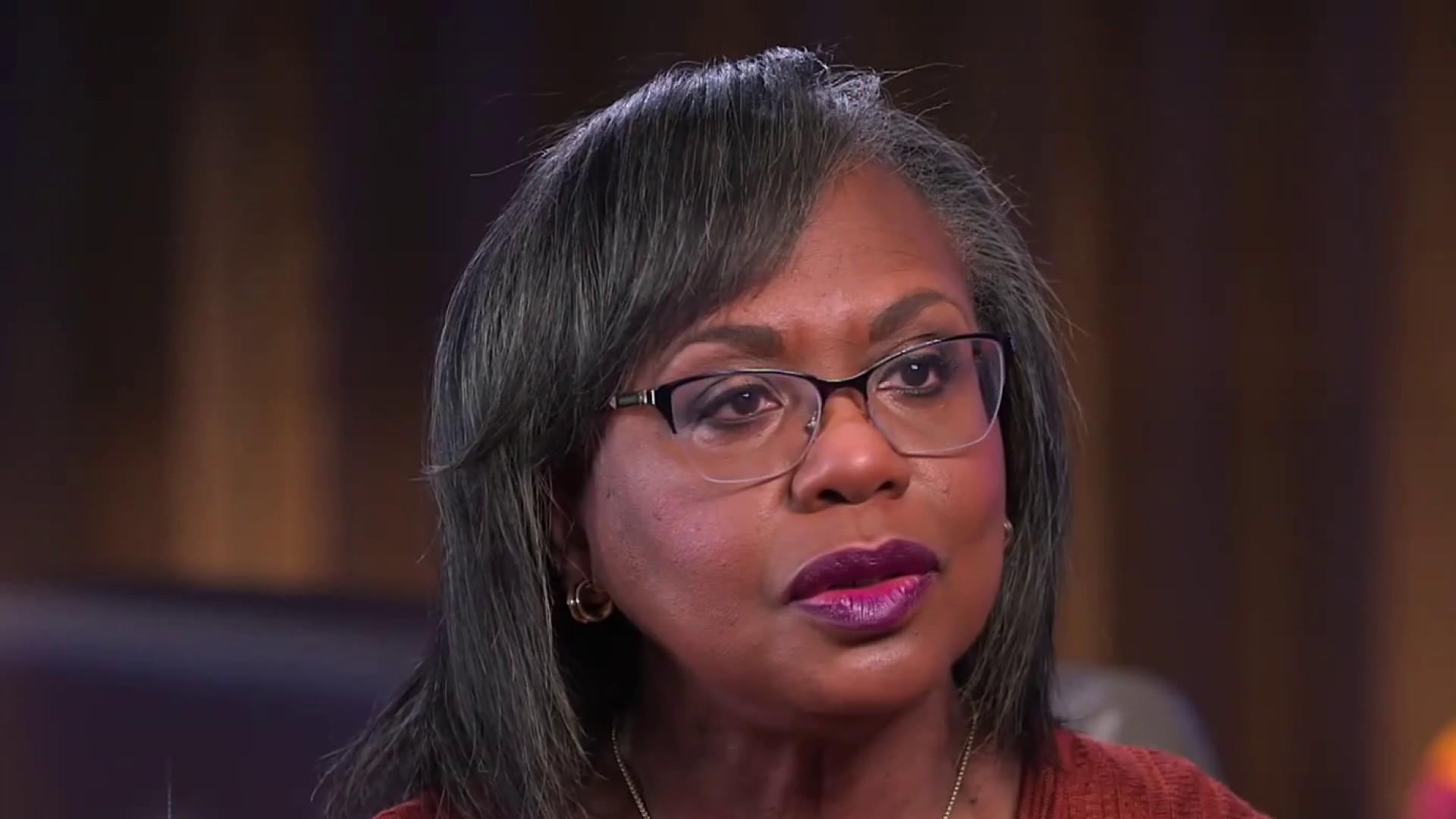 Anita Hill speaks out in first TV interview since Biden launched presidential bid