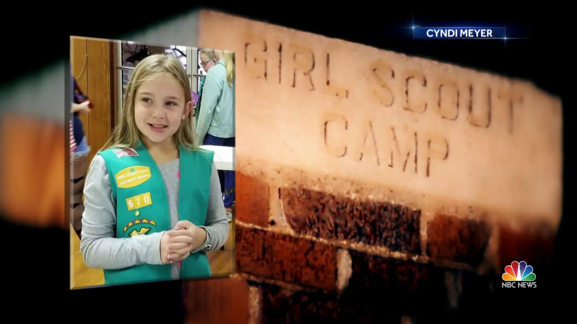 11-year-old girl killed in freak accident at Girl Scout camp