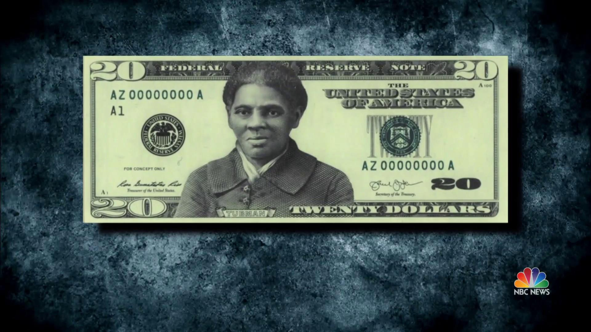 Controversy over delayed $20 bill featuring Harriet Tubman