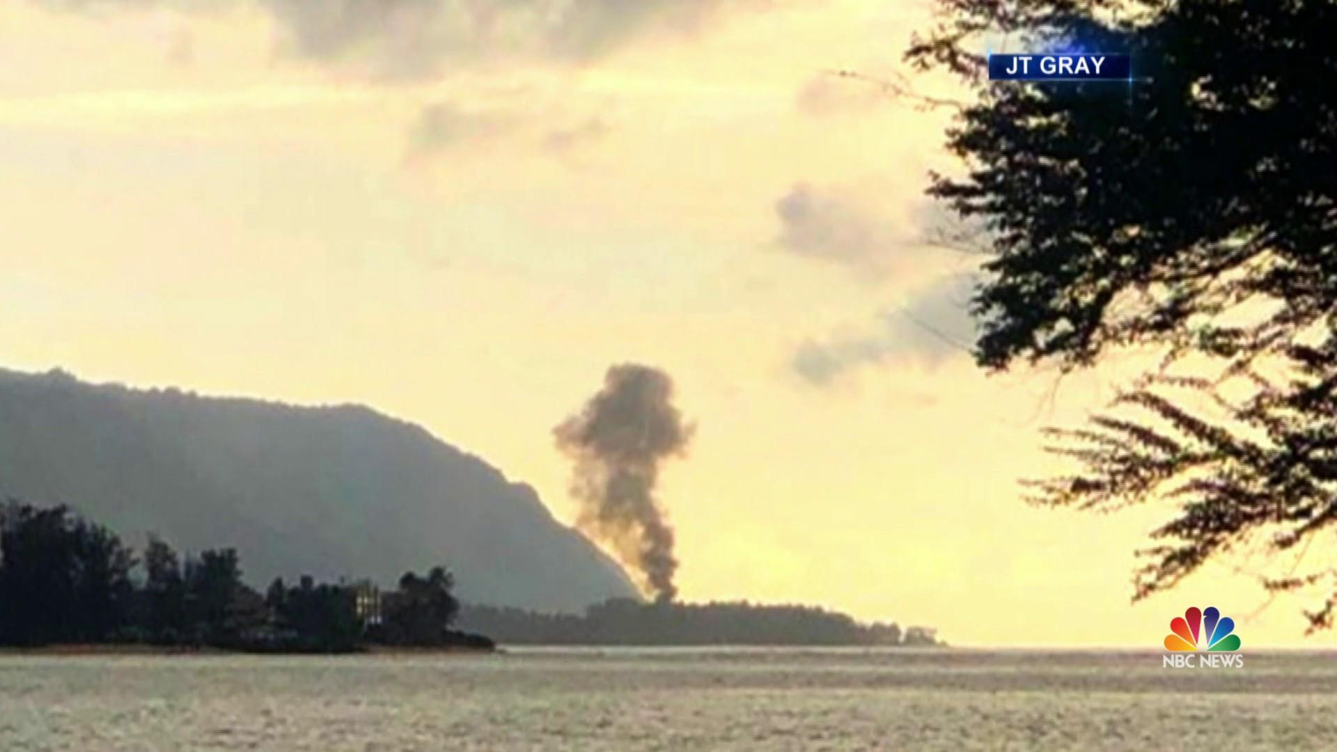 What we know about the deadly Hawaii skydiving plane crash