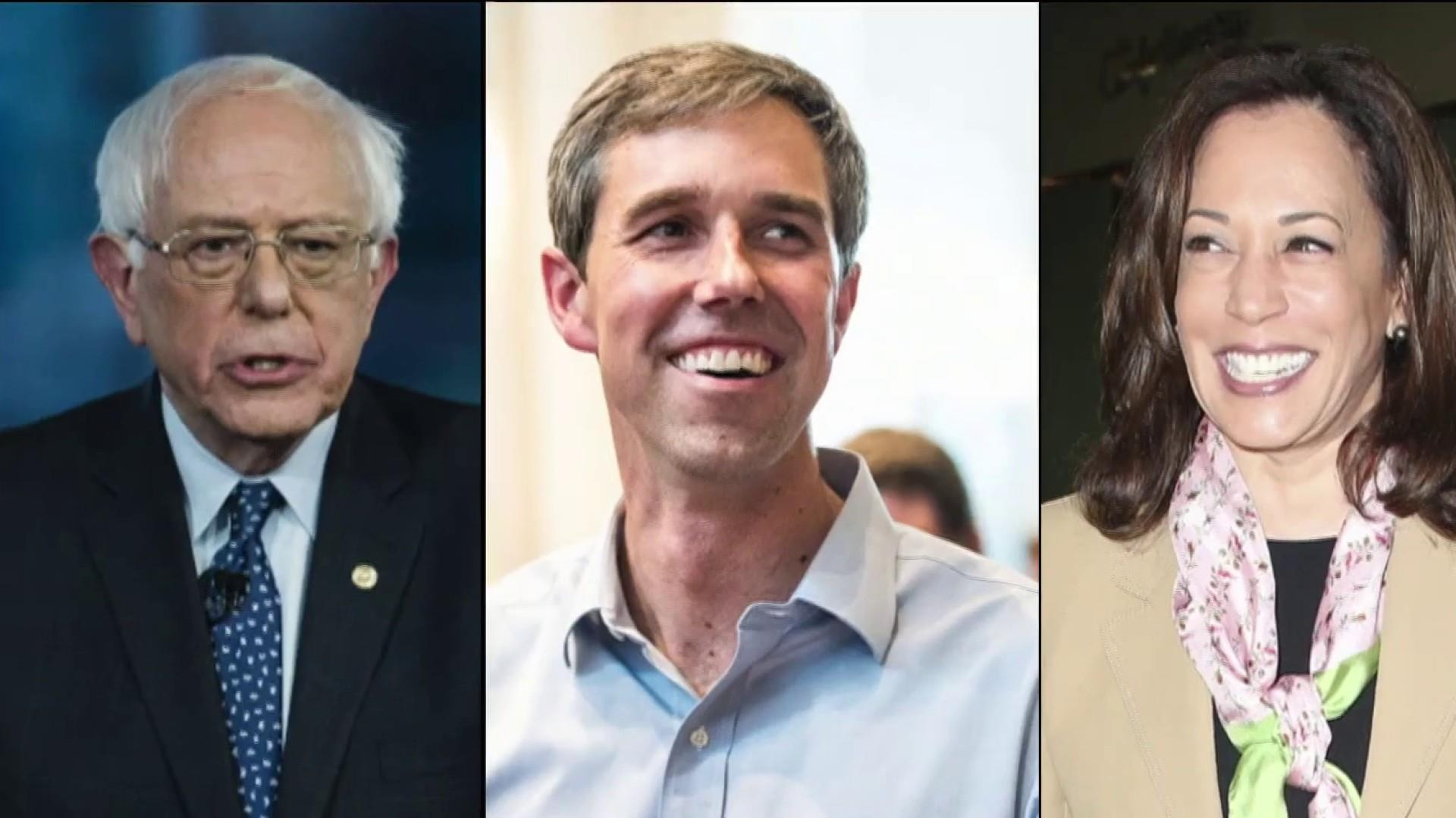 Democratic candidates visit Florida migrant facility ahead of 2020 debate