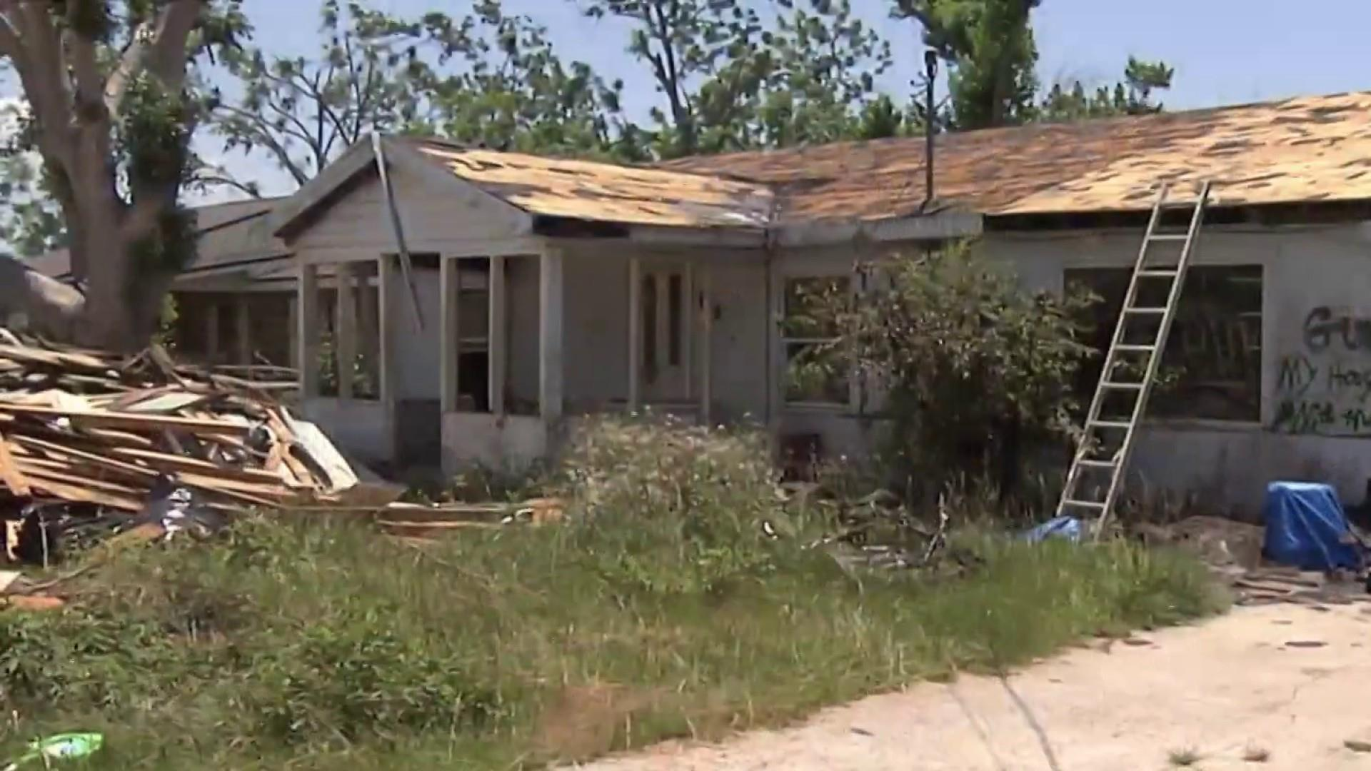 Florida Panhandle communities still struggling months after Hurricane Michael